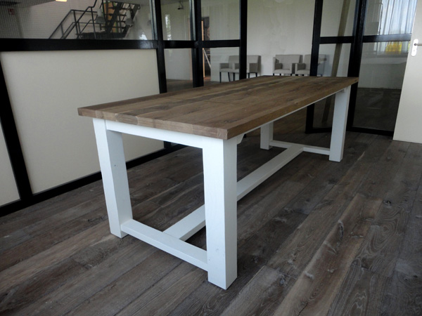 Houten tafels van eiken - Kloostertafel York