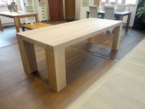 Houten tafels van eiken westminster